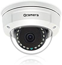 Q-camera Dome Security Camera 5MP 4 in 1 TVI/CVI/AHD/CVBS 1/2.5