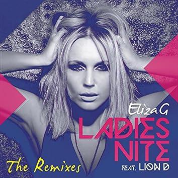 Eliza G Feat. Lion D (The Remixes)