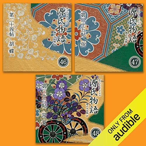 『源氏物語 瀬戸内寂聴 訳 3本セット(十六)』のカバーアート
