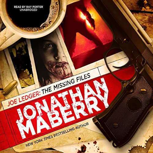 Joe Ledger: The Missing Files  Audiolibri