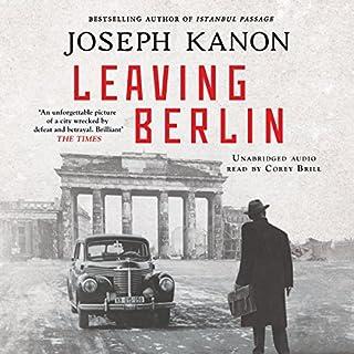 Leaving Berlin cover art
