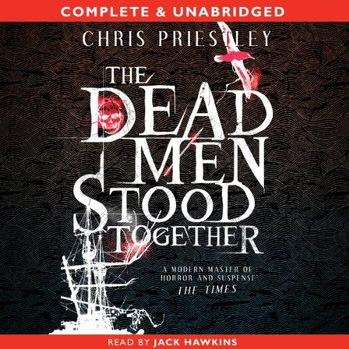 The Dead Men Stood Together audiobook cover art