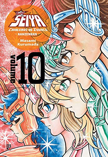 Cavaleiros do Zodíaco - Saint Seiya Kanzenban - Vol. 10
