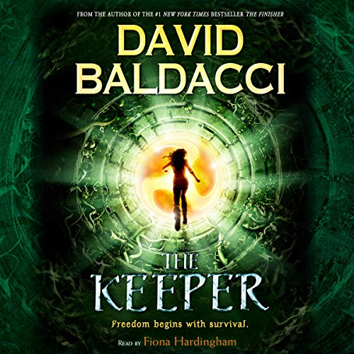 The Keeper     Vega Jane, Book 2              Written by:                                                                                                                                 David Baldacci                               Narrated by:                                                                                                                                 Fiona Hardingham                      Length: 11 hrs and 56 mins     2 ratings     Overall 5.0