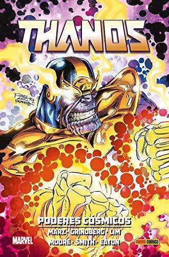 Thanos. Poderes Cósmicos (100% MARVEL HC)