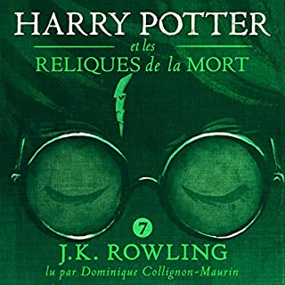 Harry Potter et les Reliques de la Mort (Harry Potter 7) cover art