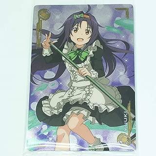 ソードアート・オンライン ウエハース カード SAO ユウキ メイド衣装 017 メタリック仕様カード メモリー デフラグ(Sword Art Online UKI HC1375