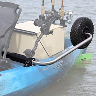 Boonedox Groovy Landing Gear Kayak Wheel System Hobie Outback