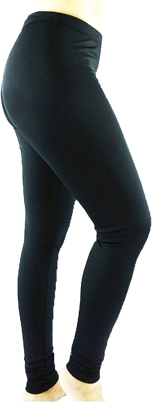UniqGarb Ice Skating Pants for Girls Polartec Warm Fleece Figure Skating Leggings for Women UGSP1