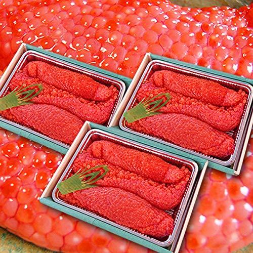 魚水島 新潟産 生筋子(生いくら)季節限定「ずっしり大粒 生すじこ」 3kg