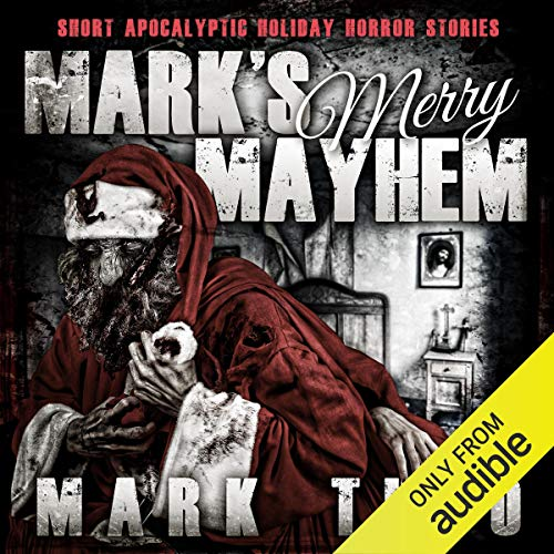 Mark's Merry Mayhem cover art