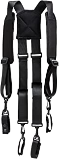 police duty belt suspenders