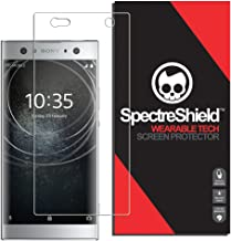 Spectre Shield Screen Protector for Sony Xperia XA2 Ultra Accessory Sony Xperia XA2 Ultra Case Friendly Full Coverage Clear Film