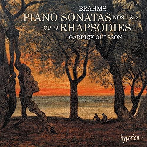 Sonates pour Piano N 1 et 2/Rhapsodie OP 79