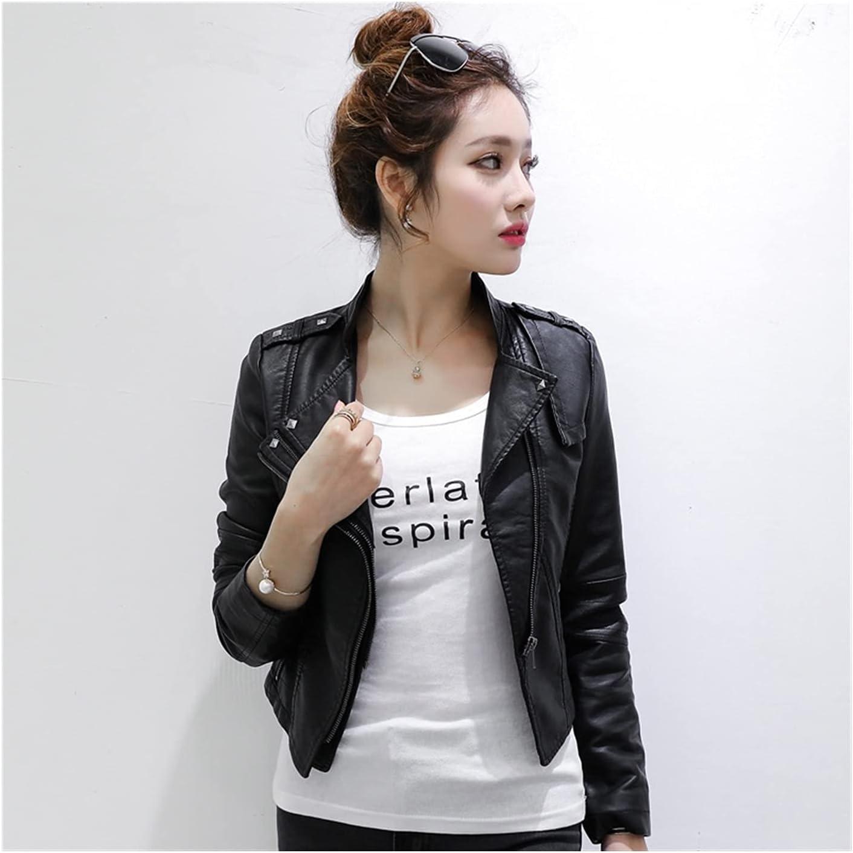 Plus Size Leather Jacket Feminina online shop Sp Feminino Max 53% OFF Coat Women Casacos