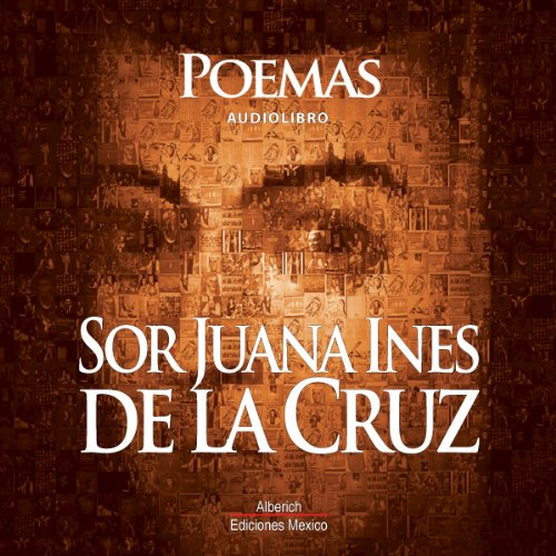 Poemas de Sor Juana Ines De la cruz audiobook cover art