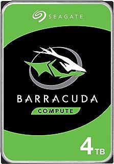SEAGATE 4TB Barracuda 3.5 5400 SATA Hard Disk Drive ST4000DM004