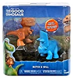 Disney the Good Dinosaur Mini Figures 2-Pack Butch & Will by Disney