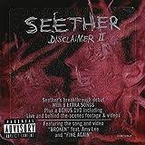 Disclaimer II (Bonus DVD) by Seether