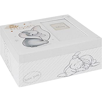 Disney - Caja de recuerdos para principios mágicos, Dumbo DI426, 200 g: Amazon.es: Bebé