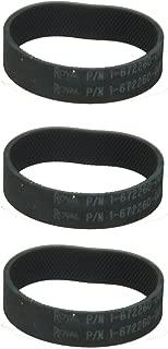 Genuine Royal Upright Vacuum Cleaner Belt, 3 belts in pack # 1672260001