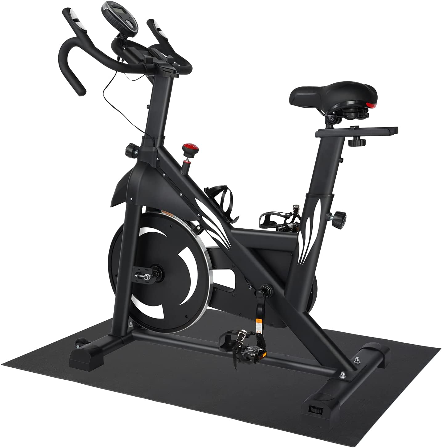 SSPHPPLIE Indoor Cycling Inexpensive Bike Arlington Mall for Stati Gym - Exercise Home