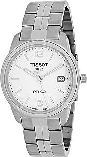 ساعة تيسوت PR100 كوارتز T049.410.11.017.00 للرجال