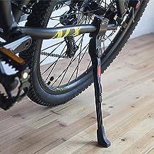 Soporte de bicicleta Soporte ajustable de aleación de aluminio Altura de ciclismo Soporte de soporte MTB Adecuado para neumáticos de 24