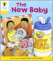 Oxford Reading Tree: Level 5: More Stories B: The New Baby