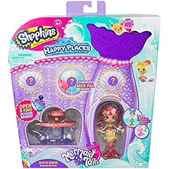 Shopkins Happy Places Surprise Me Pack - Dive | Shopkin.Toys - Image 1