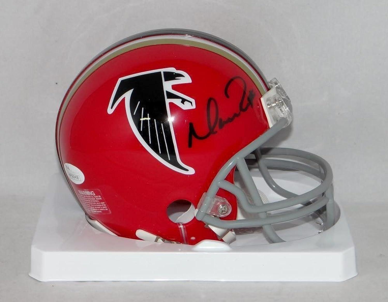 Matt Ryan Autographed Mini Helmet  TB W  JSA Certified  Autographed NFL Mini Helmets