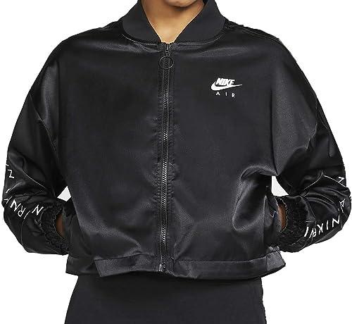 Nike W NSW Air TRK JKT Satin Veste Femme