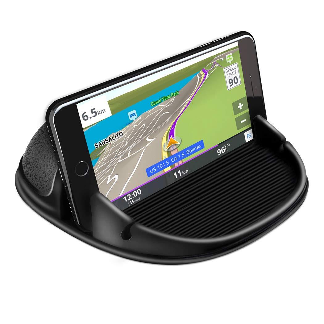 Loncaster Silicone Dashboards Compatible Smartphones