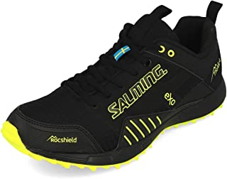 Salming Mens Trail T4 Competition Running Trainers - Black