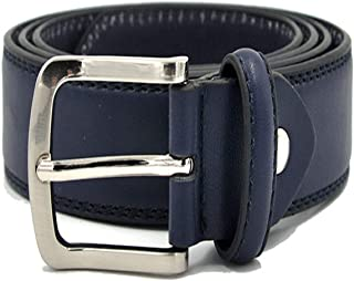 Mens Waist Belts Man Belts With Double Stitching