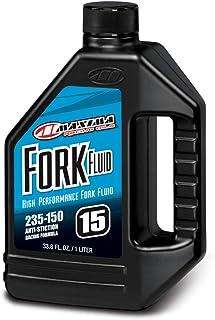 Maxima (59901-15) 235/150 Grade 15WT Zero Drag Formula Racing Fork Fluid - 1 Liter