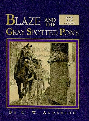 BLAZE & THE GRAY SPOTTED PONY (Billy and Blaze)