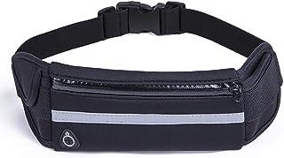 Running Belt Waist Pack,ShowTop Water Resistant Runners Belt Fanny Pack for Running Hiking Fitness Adjustable Running Pouc...