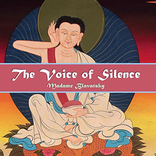 The Voice of Silence audiobook cover art