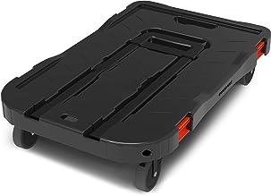 コンテナ(COC-001,COC-002)専用カート コンテナのロック機能付き