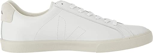 Extra-White/Natural Leather