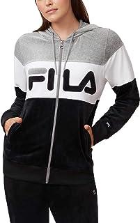 Fila Ladies' Velour Hooded Jacket, Variety