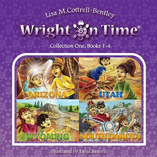 Wright on Time: Collection 1 audiobook cover art