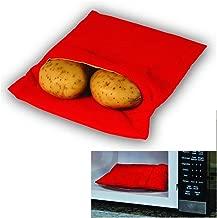 Bolsa de cocción express de patatas en el microondas: Amazon ...