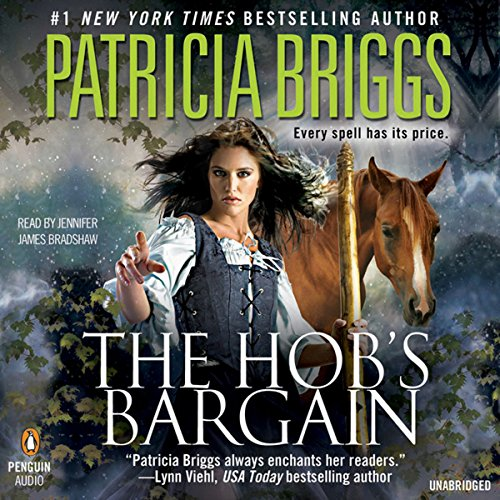 The Hob's Bargain audiobook cover art