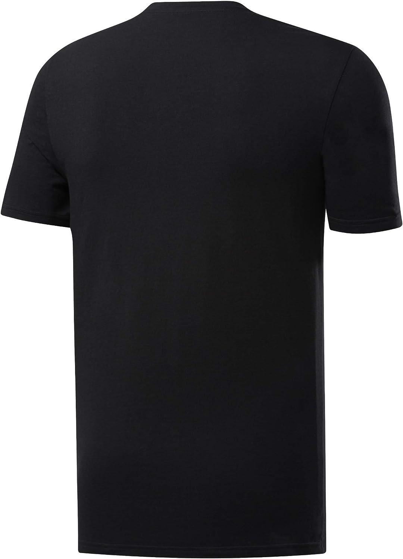 Reebok UFC FG Logo tee Camiseta Hombre