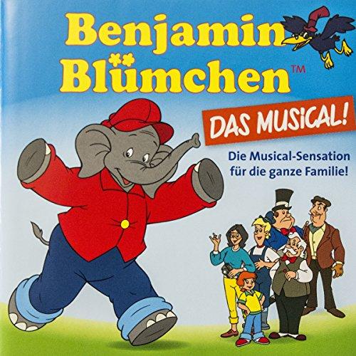 Benjamin Blümchen. Das Musical Titelbild