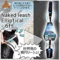 komunity project 日本 正規品 Naked leash Elliptical cord-6ft 楕円型 オーバル リーシュコード