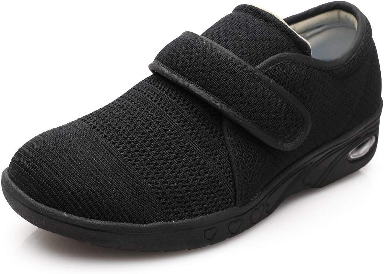 Men Diabetes Elderly Shoes Women Adjustable Buckle Velcro Large Al sold out. Wholesale
