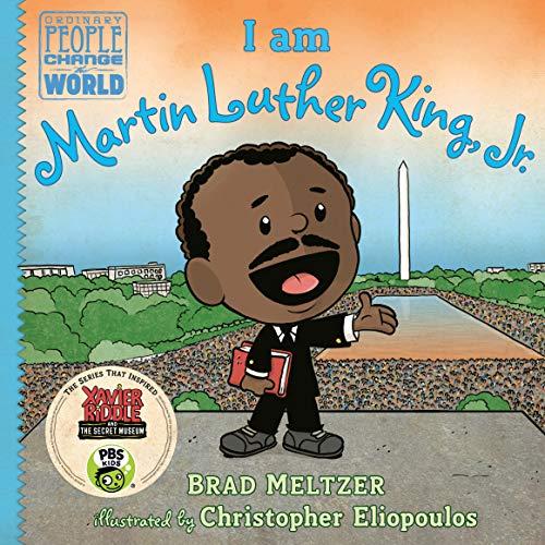 <em>I am Martin Luther King, Jr.</em>